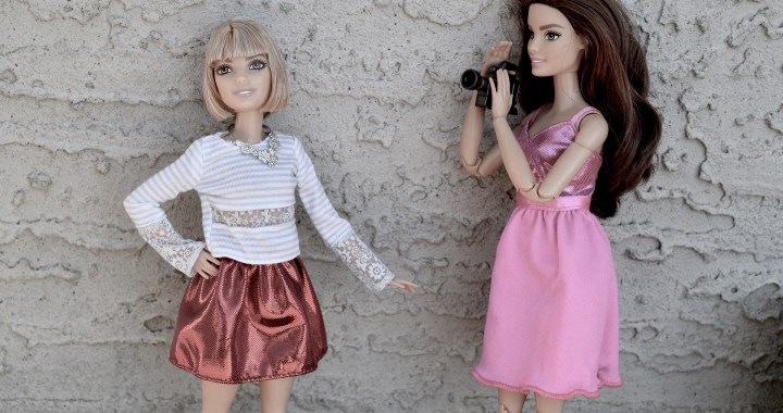 Barbies: Influencer aus Plastik!?