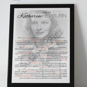 Kathrine Hepburn