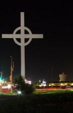 Celtic Cross at Westminster Presbyterian Church - Erika Mitchell