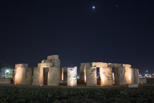 Stonehenge Replica
