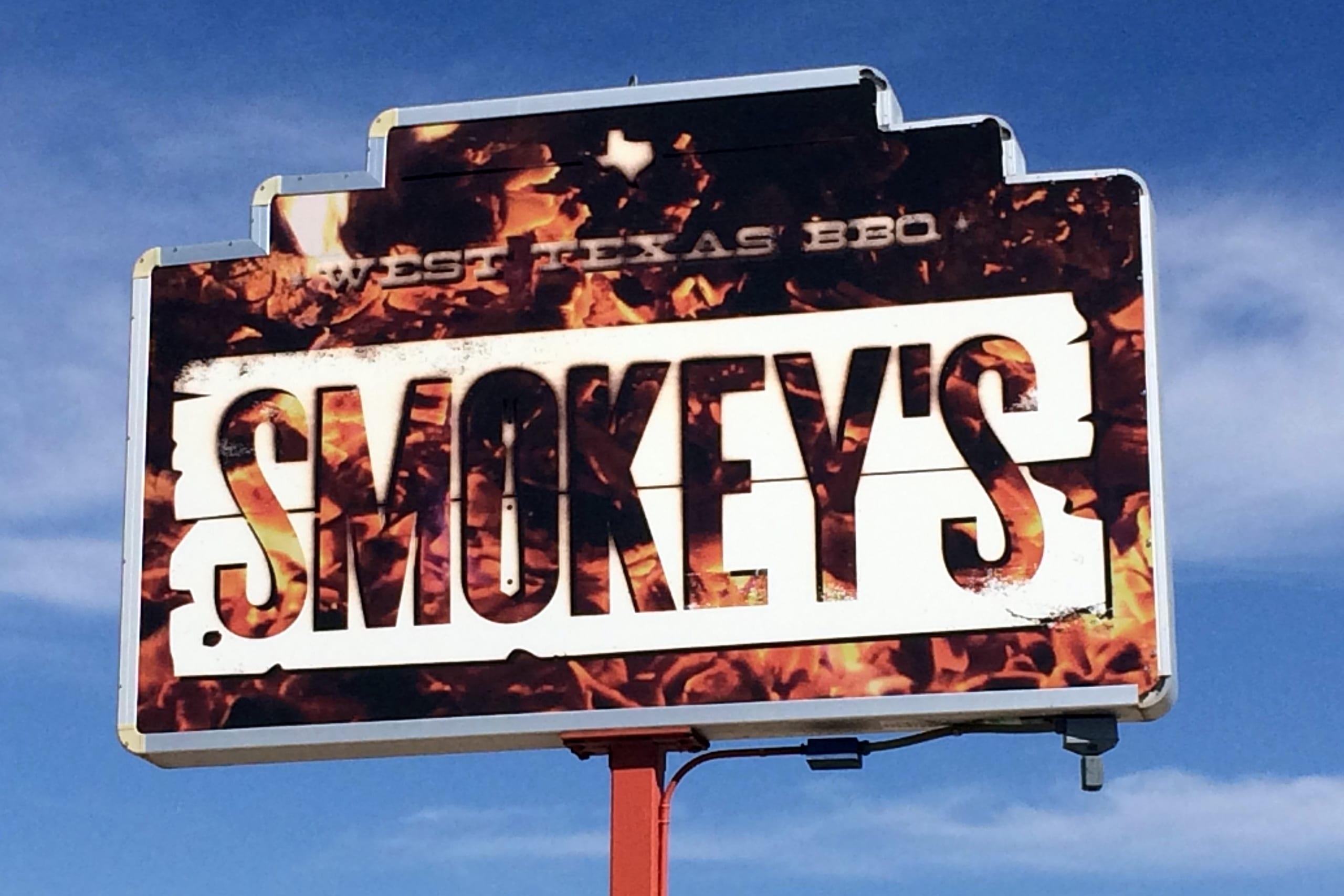 Smokeys West Texas BBQ Menu  Odessa Menus