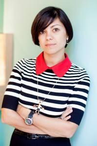 Алла Викнянская, директор Les Néréides Ukraine