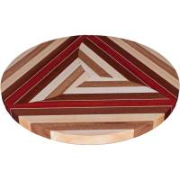 Laminated Wood Puzzle Trivets