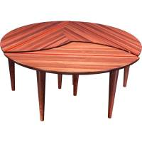 Wood Puzzle Coffee Table | Ode to Wood