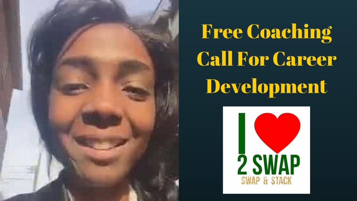 Free Coaching Call for Career Development
