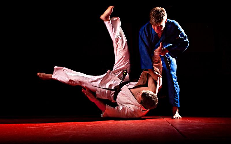 пошив кимоно для дзюдо