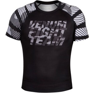 Venum Speed Camo Urban Rashguard Black