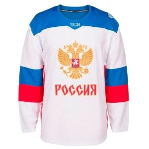 Хоккейный свитер Россия
