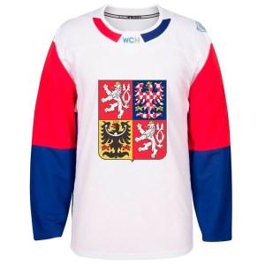 хоккейный свитер сборной Чехии