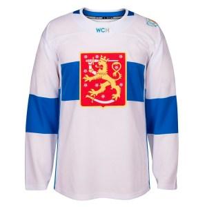 свитер сборной Финляндии