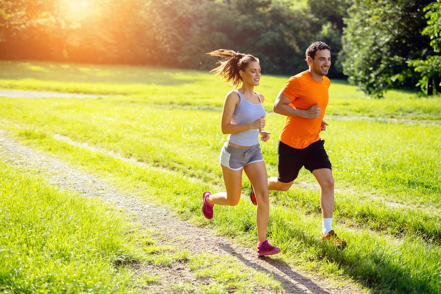 как выбрать одежду для бега летом
