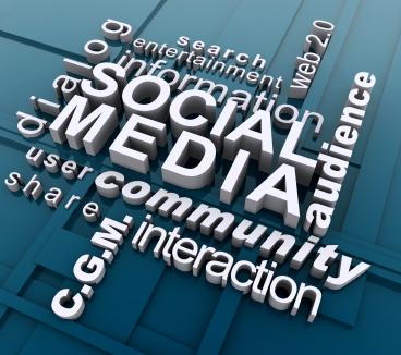 Social Media Wordle