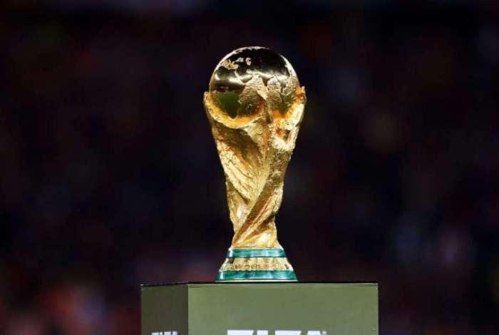 Taça da Copa do Mundo de Futebol Fifa