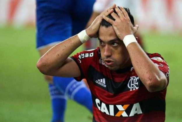 Flamengo foi derrotado pelo Cruzeiro no Maracanã