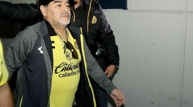 Diego Maradona morreu aos 60 anos - AFP
