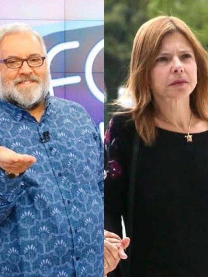 Leão Lobo está sendo processo pela viúva de Gugu Liberato