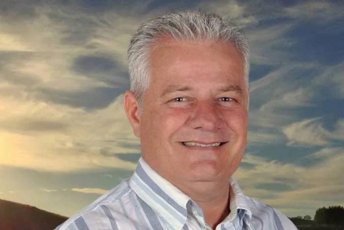 Luiz Carlos Lutterbach, prefeito de Duas Barras