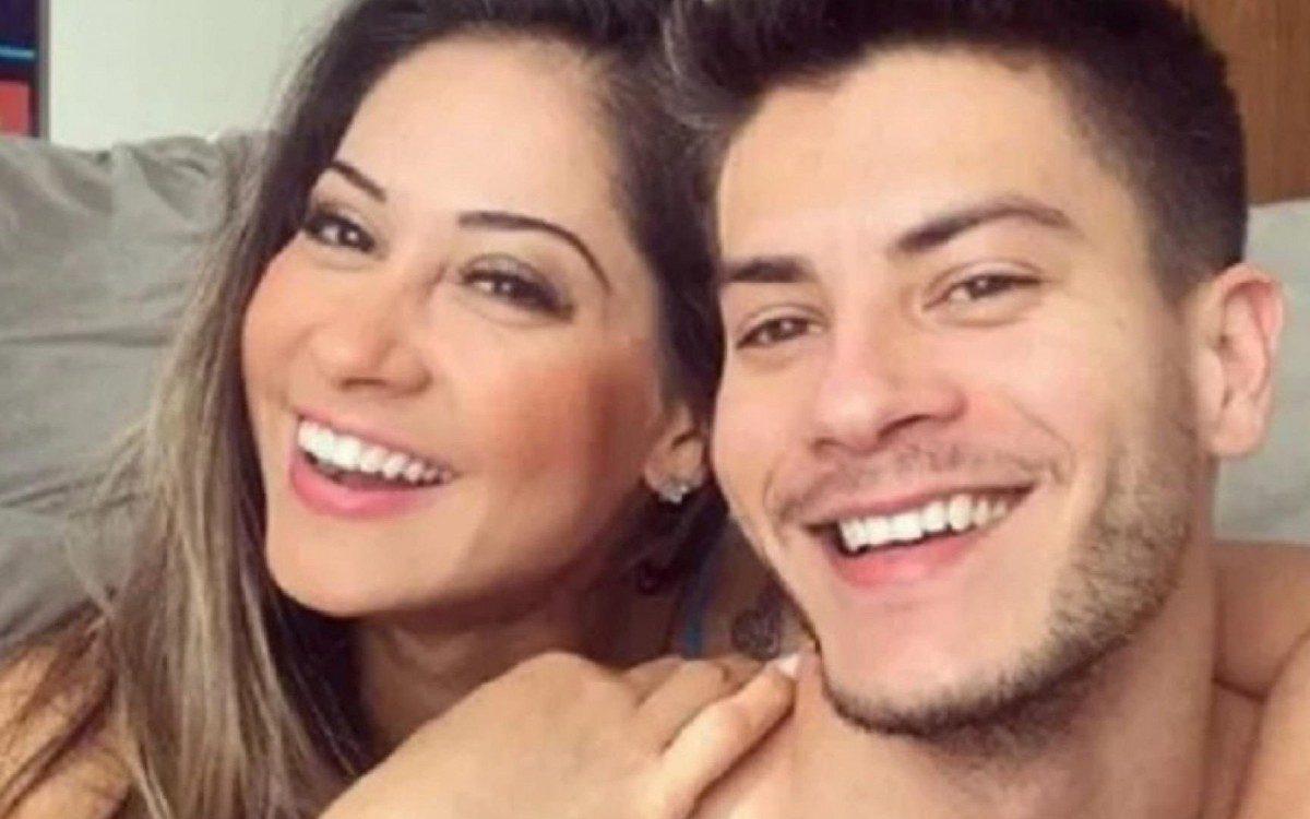Oito dias após reconciliação, Mayra Cardi e Arthur Aguiar terminam  novamente | Celebridades | O DIA