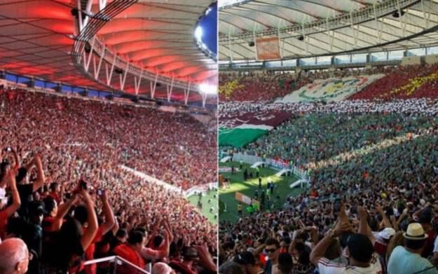 Flamengo e Fluminense decidem um Estadual