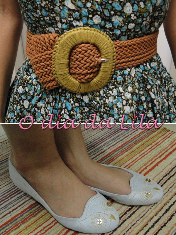 #lookdalila sapatilha coruja 5