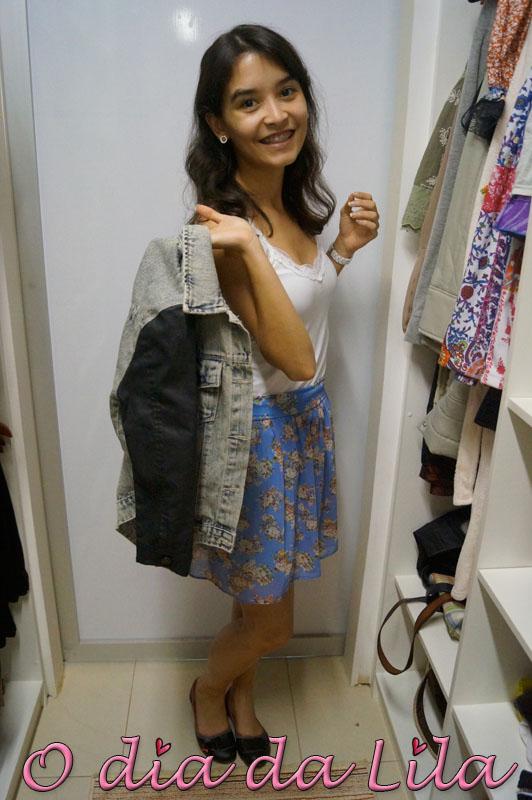 saia floral e jaqueta jeans 6