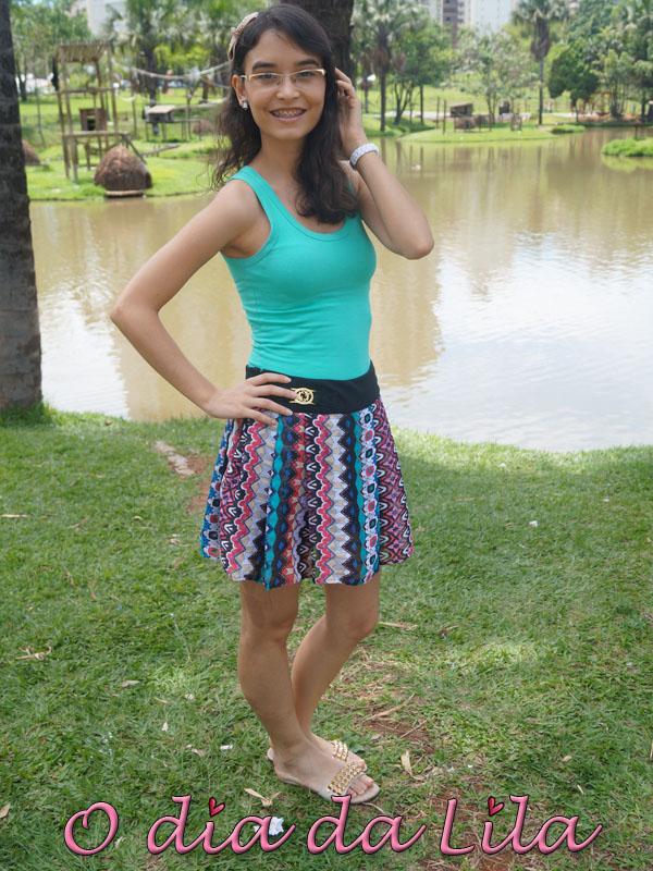 #lookdalila short-saia2