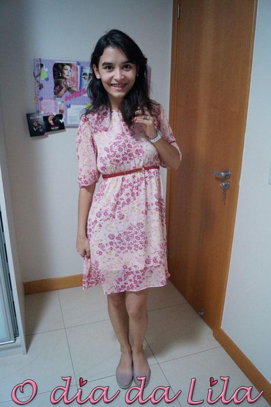 #lookdalila vestido missa