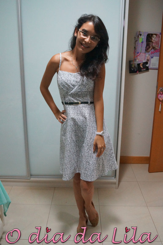 #lookdalila vestido P&B7