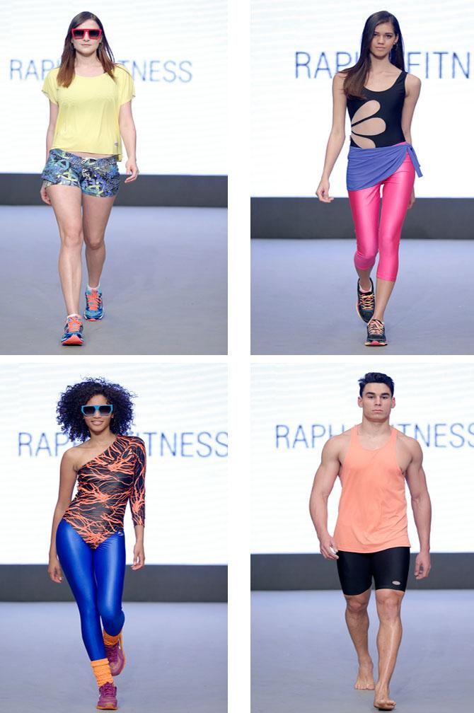 Rapha Fitness fashion