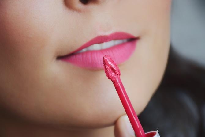 batom-líquido-RK-kiss-cream-licious-resenha-odiadalila Rosa Goiaba