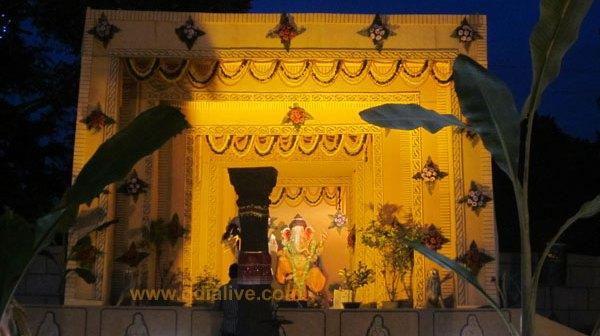 Ganesh Puja in Odisha 2013
