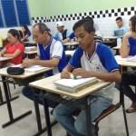 Pré-matrícula do EJA  pode ser feita até domingo (27)