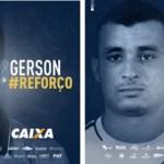 Gerson e Thiaguinho são anunciados pela diretoria do CSA