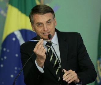 Bolsonaro chama Greta de pirralha ao comentar morte de índios