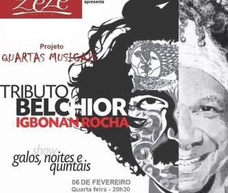 Restaurante filé do Zezé apresenta: Projeto quartas musicais – Tributos aos Mestres da MPB