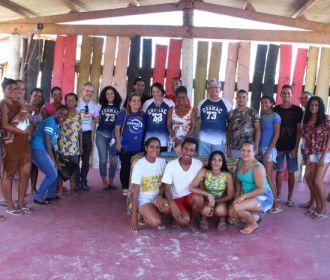 Projeto leva estudo de línguas estrangeiras para Comunidade Quilombola