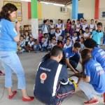 Samu na escola: projeto levará conscientização para crianças e adolescentes
