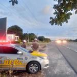 BPRv segura o trânsito e baixa os índices graves nas rodovias estaduais