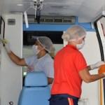 Samu AL é pioneiro no controle de infecção pré-hospitalar