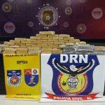 SSP apreende mais de 1 tonelada de drogas no primeiro semestre
