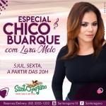 Lara Melo canta Chico Buarque