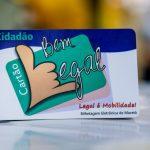 Campanha 2° via cartão cidadão gratuita é prorrogada para todo o mês de agosto