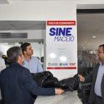Rui Palmeira inaugura nova unidade do Sine Maceió