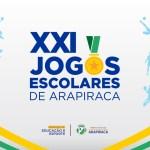 Jogos Escolares de Arapiraca têm início nesta sexta