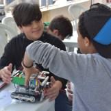 Simulado prepara alunos para a Olimpíada Estadual de Robótica