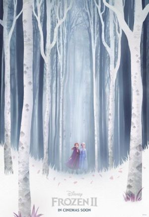 Pôster de Frozen 2 (Disney/Divulgação)