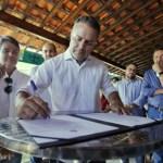 Governador Renan Filho concede incentivo fiscal à produção de grãos em AL