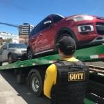 Grupamentos da SMTT coíbem irregularidades de trânsito