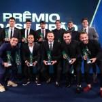 Prêmio Brasileirão reunirá craques do masculino e feminino