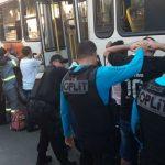 Polícia Civil de Alagoas realiza operação de abordagem em ônibus na capital